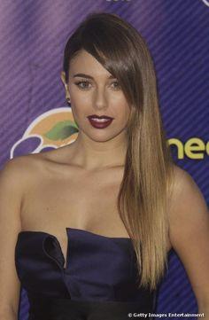 Blanca Suárez: elegante, guapísima… en los Neox Fan Awards 2013