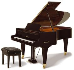 Bösendorfer Model 170 - A grand piano, that has written music history. Our Model 170 was developedin 1908 by Ludwig Bösendorfer and ever since then has been a great success. Made in Austria. Music Guitar, Piano Music, Ward Thomas, Piano Brands, Used Piano, Piano For Sale, House Removals, Old Pianos