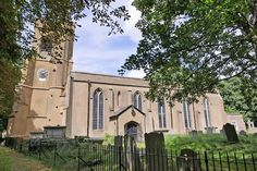 walthamstow village, st marys church