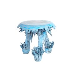 Gravity Stool // Chameleon by Jolan Van der Wiel for TransNatural, $1089 at TouchOfModern !! Made using magnetism and gravity !!