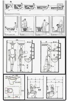 70 ideas house architecture city building for 2019 ideen grundriss 70 ideas house architecture city building for 2019 Bathroom Mirror Design, Bathroom Layout, Bathroom Interior Design, Bathroom Dimensions, Garage Dimensions, Bathroom Plans, Bathroom Ideas, Attic Bathroom, Bathroom Toilets