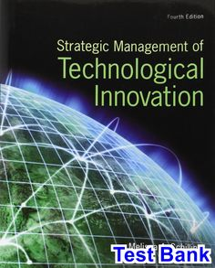 Free download or read online strategic management theory and test bank for strategic management of technological innovation 4th edition by schilling fandeluxe Choice Image
