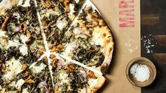 Make and pair Marta's Funghi Pizza with the perfect beer.