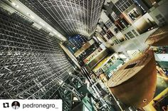 Domo domo. #reiseliv #reisetips #reiseråd #reiseblogger  #Repost @pedronegro_ with @repostapp  Kyoto Station  A remarkable place... Let's go back and explore Kyoto again and not the modern bit!  #travel #traveling #travelblog #travelblogger #vagabondreisemagasin #reise #amazing #life #love #japan #kyoto