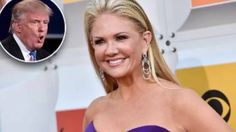 Donald Trump Tried To  Fire Miss USA Pageant  Host Nancy O'Dell After  S...