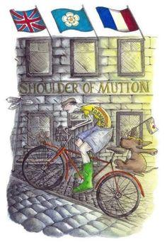 Tour de Yorkshire Tour de France Print Painting 2014 £120.00