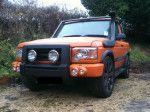 Cam Tech G4 Land Rover Discovery Pick-up