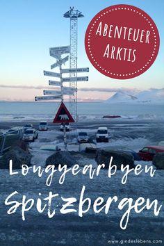 Spitzbergen - die Arktis im Winter erleben. Spitzbergen ist eine Inselgruppe im Nordatlantik und Arktischen Ozean, die von Norwegen verwaltet wird. Hotels, zahlreiche Tipps, Sehenswertes, Aktivitäten, Touren und Reiseberichte auf www.gindeslebens.com #Spitzbergen #Arktis #Norwegen #Winter #Svalbard