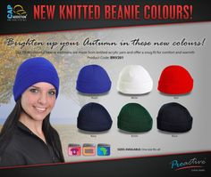 Knitted Beanies by JC Clothing