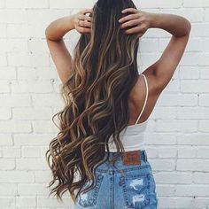 Beautiful hair!! #hairandfashionaddict