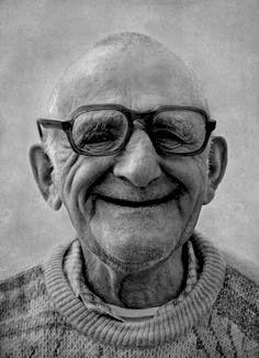 looking ay this old men makes me happy