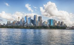 Sydney Skyline by Mukul Banerjee on 500px