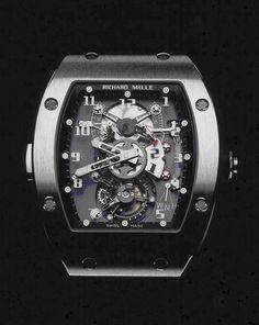Richard Mille  RM 002 V2 Platinum