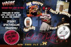Visit www.Tremetre.LaBellaBaskets.com