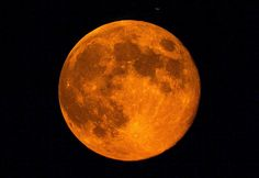 Tonight's Full Moon Rise. Photo by Ralfo. For more photos, visit wunderground.com