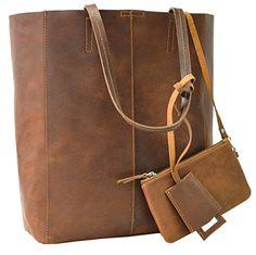 Gusti Leder Shopper 'Cassidy' in braun Bucket Bag, Women's Bags, Products, Fashion, Shoe, Mens Big And Tall, Beautiful Bags, Designer Bags, Moda