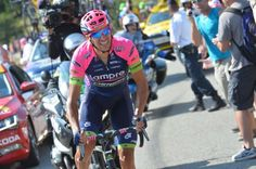 Ruben Plaza. Stage 16 winner. Bourg-de-Péage to Gap.