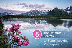 The Ultimate Five Secrets to Better Looking Photographs | Photodoto