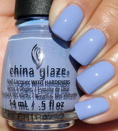 China Glaze — Good Tide-ings (Seas And Greetings Collection | Holiday 2016)