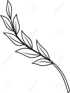 Laurel Branch Stock Vector Illustration And Royalty Free Laurel . Laurel Branch Stock Vector Illustration And Royalty Free Laurel . Mini Tattoos, Flower Tattoos, Leaf Tattoos, Body Art Tattoos, Small Tattoos, Sleeve Tattoos, Tattoo Sketches, Tattoo Drawings, Laurel Tattoo