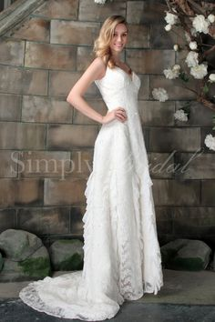 Josephine Gown - Wedding Dress - Simply Bridal LOVE THIS ONE!!!!!!!!!!!!!!!!!!!!! <3 <3 <3