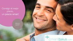 Todos los servicios médicos a precios Smart. SmartSalus.com