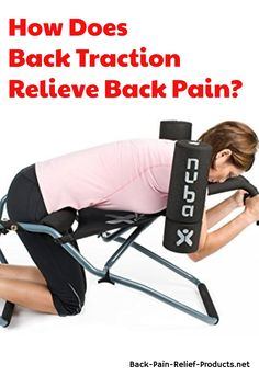 This is the Nubax Trio, made in Australia, and I love it! 😍 How Does Back Traction Relieve Back Pain? Does it work and is it safe? 👆See the post to find out! Decompress Spine, Si Joint Pain, Back Stretcher, Spinal Decompression, Spine Pain, Degenerative Disc Disease, Relieve Back Pain, Natural Cures
