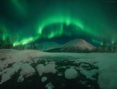 Обновления Kola Peninsula, Northen Lights, Snow Scenes, Aurora Borealis, Winter Snow, Natural Beauty, Romance, Sky, Landscape