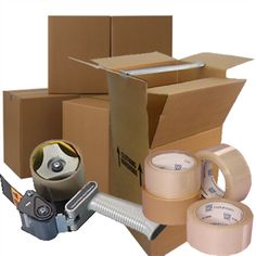 Moving tip: Before you start packing, you will need to have different sizes of boxes, packing tape, wardrobe boxes, wrapping paper, tissue paper, markers and scissors.