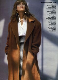 UK Vogue Oct 1986                                                                                                                                                                                 More
