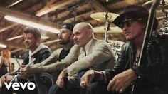 Pitbull - Bad Man (Official Video) ft. Robin Thicke, Joe Perry, Travis B...