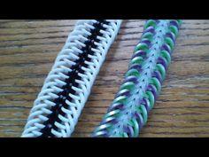 Eos Rainbow Loom Bracelet - Hook Only - YouTube