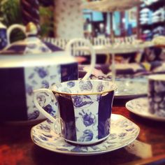 Tea cup fit for a Queen, House of Hackney at Liberty London