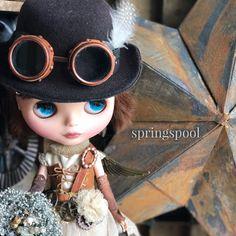 blythe steampunk