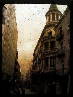 Llovera Street - Reus (Catalonia)