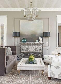 Фотография: Гостиная в стиле Современный, Восточный, Декор интерьера, Декор, марроканский стиль в интерьере, марокканский стиль – фото на InMyRoom.ru