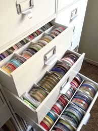 Image result for organizing your craft supplies with recollection cubes