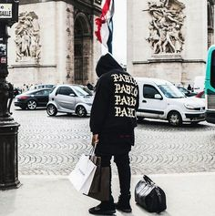 PABLO Paris hoodie