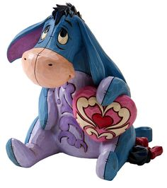 New Reward! Just in time for Valentine's Day, get this adorable Jim Shore figure of Eeyore #disney #winniethepooh #valentinesday #love