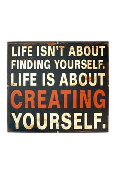 I love this! Creating is hard work, but it's worth it :-)