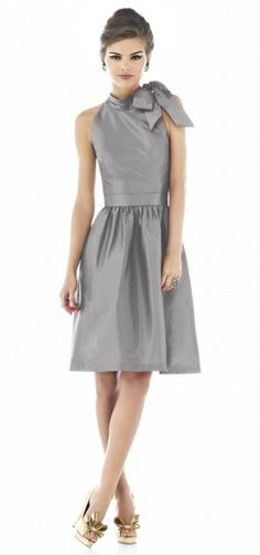 this would be a great event dress, 50's style, even bridesmaids!