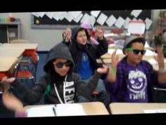 I used this rap to help my students remember how to use the order of operations.