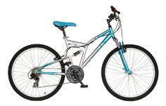Mantis Orchid Womens 26- Inch Bike, Blue/Silver - http://mountainbikesfors...