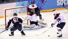 #hockey Olympic fever