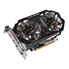 GeForce GTX750Ti 2GB - Gigabyte Technology - GV-N75TWF2BK-2GI