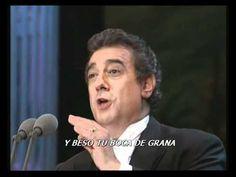 Plácido Domingo - Granada