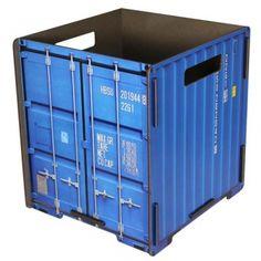 Werkhaus Shop - Container - Papierkorb