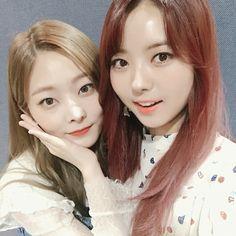 [Pristin] Eunwoo & Nayoung Special MC MCountdown