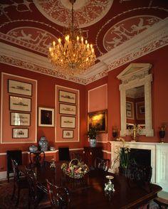 Dining room - gorgeous | via Pinterest Pin