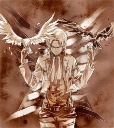 Attack on Titan- Wings of Freedom by Gin-Uzumaki.deviantart.com on @deviantART